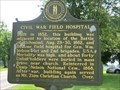 Image for Civil War Field Hospital - Richmond, KY