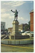 Image for David Crockett Monument - Lawrenceburg, TN