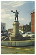 Image for David Crockett Monument - Lawrenceburg, TN