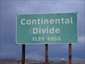 Image for Continental Divide - Elevation 6930
