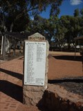 Image for War Memorial Gates - Wandering,  Western Australia