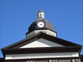 Image for Columbia County Courthouse Clock - Lake City, FL