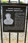 Image for Chief Justice Robert Benham - Cartersville, GA