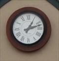 Image for Hoya Building Town Clock -- Nacogdoches TX