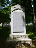 Image for Soldiers' Monument - Weston, VT