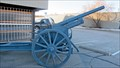 Image for World War I Howitzer, Cranbrook, BC