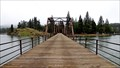 Image for Thompson Falls Dam Bridge - Thompson Falls, MT