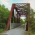 Image for Katy Trail - Middle River Through Truss Bridge - near Mokane, MO