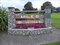 Image for Mile Zero of the Trans-Canada Highway - Victoria, British Columbia, Canada
