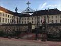 Image for Le portail du château des évêques - Plombières les Dijon - France