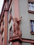 Image for Žena na nároží - Praha 6, CZ