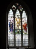 Image for World War II Memorial Window - St Mary's Church, Monewden, Suffolk, IP13 7DA