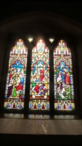 Image for Stained Glass Windows - St Thomas a Becket - Tugby, Leicestershire