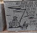 Image for Fisherman - Joe E. Gaither - Bird Creek Cemetery, Kingfisher County, OK