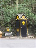 Image for AA Hut, Hafod Hotel, Devils Bridge, Ceredigion, Wales, UK