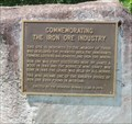 Image for Commemorating the Iron Ore Industry, Ironwood, MI