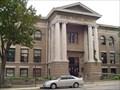 Image for Moline Public Library,  Moline Illinois.