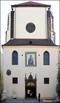 Image for Church of Our Lady of the Snow / Kostel Panny Marie Snežné (Prague)