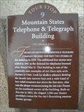 Image for Mountain States Telephone & Telegraph Building - Salt Lake City, UT