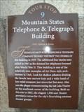 Image for Mountain States Telephone & Telegraph Building - Salt Lake City, UT
