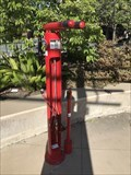 Image for Walnut Creek Library Bike Repair - Walnut Creek, CA. USA