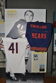 Pro Football Hall of Fame Display