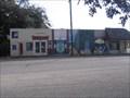 Image for Street scene in Leakey.