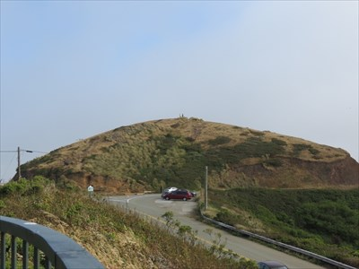 West Peak of Twin Peaks, San Francisco, CA