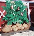 Image for Potato World Cut Out - Florenceville-Bristol, NB