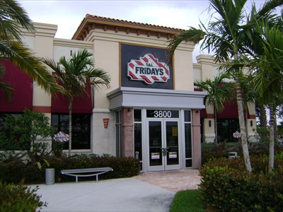 Tgi Fridays In Legacy Place Palm Beach Gardens Fl Tgi