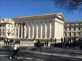 Image for LAST completely preserved Roman temple La maison carrée - Nîmes - France