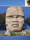 Image for Giant Olmec Head Replica - San Francisco, CA