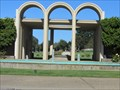 Image for Home of Peace Cemetery Fountain - Colma, CA