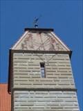 Image for Sundial - Rathaus Überlingen, Germany, BW