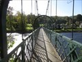 Image for Port na Craig Suspension Bridge - Pitlochry, Perth & Kinross.