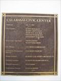 Image for Calabasas Civic Center - 2008 - Calabasas, CA