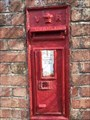 Image for Victorian Wall Post Box - Trewithen Gardens - Truro - Cornwall - UK