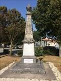 Image for Monument aux Morts - Angliers, Nouvelle Aquitaine, France