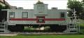 Image for DeKalb County Fairgrounds caboose - Sandwich, IL
