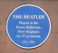 Image for Tower Ballroom Plaque - New Brighton, UK