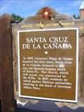 Image for Santa Cruz de la Cañada