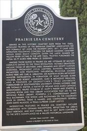 prairie lea women Prairie lea women's track & field uil class 1a more teams: men's track & field men's cross country women's cross country top qualifiers (pop) top performances all performances top marks event athlete/squad year.