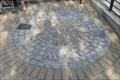 Image for Compass Rose at Legoland, Windsor, Berkshire, UK.