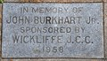 Image for John Burkhart Jr. ~ Wickliffe, Kentucky