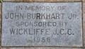 Image for John Burkhart Jr. ~ Wickliffe, Kentucky