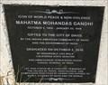 Image for Mahatma Gandhi Statue  - Davis, CA