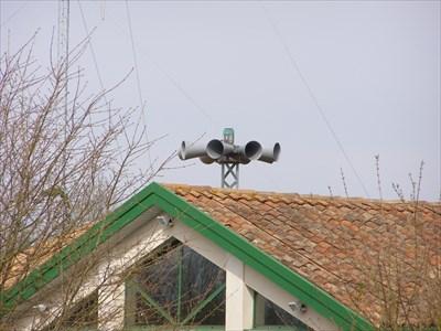 sirene pompier beauvoir sur niort fr outdoor warning sirens on. Black Bedroom Furniture Sets. Home Design Ideas