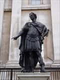 Image for Statue of James II - Trafalgar Square, London, UK