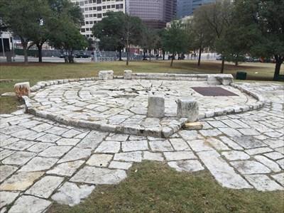 Taylor Fountain, Austin, Texas
