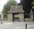 Image for St. Cadoc's Church Lych Gate - Caerleon, Wales, UK